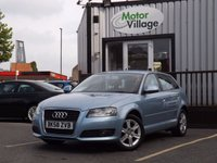 USED 2008 58 AUDI A3 1.8 TFSI SE 5d 158 BHP 6 STAMPS FULL SERVICE HISTORY