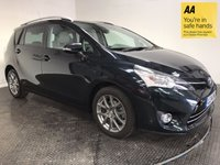 USED 2014 14 TOYOTA VERSO 1.8 VALVEMATIC EXCEL 5d AUTO 145 BHP FSH-1 OWNER-LOW MILEAGE-BLUETOOTH