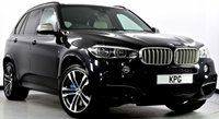 USED 2014 64 BMW X5 3.0 M50d 5dr Auto (start/stop) Cost New £70k with £8k Extra's