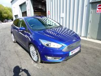 USED 2015 15 FORD FOCUS 1.5 TDCI TITANIUM X 120 BHP THIS VEHICLE IS AT SITE 1 - TO VIEW CALL US ON 01903 892224