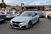USED 2017 BMW M3 3.0 M3 4d AUTO 426 BHP