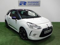 USED 2015 64 CITROEN DS3 1.6 E-HDI DSTYLE PLUS 3d 90 BHP