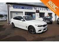 2015 BMW 3 SERIES 3.0 330D M SPORT GRAN TURISMO 5d AUTO 255 BHP £20500.00