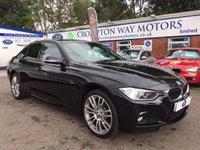 2015 BMW 3 SERIES 3.0 335D XDRIVE M SPORT 4d AUTO 309 BHP £22500.00