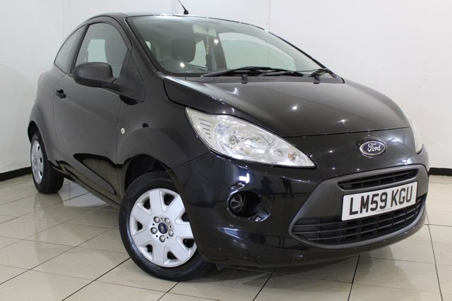 View our 2009 59 FORD KA 1.2 STUDIO 3DR 69 BHP