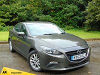 USED 2014 MAZDA 3 2.2 D SE 4d 148 BHP JUST BEEN SERVICED AND 128 POINT AA INSPECTED
