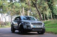 2014 LAND ROVER RANGE ROVER EVOQUE 2.2 SD4 PURE TECH 3d AUTO 190 BHP £SOLD