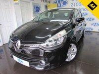2013 RENAULT CLIO 1.1 DYNAMIQUE MEDIANAV 5d 75 BHP £6395.00