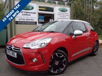 USED 2013 13 CITROEN DS3 1.6 E-HDI DSTYLE PLUS 3d 90 BHP **VEHICLE AT OUR UGBOROUGH  BRANCH**