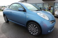 USED 2009 09 NISSAN MICRA 1.6 SPORT CC 2d 109 BHP LOW DEPOSIT OR NO DEPOSIT FINANCE AVAILABLE.