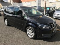 USED 2010 60 VOLKSWAGEN TOURAN 1.6 S TDI BLUEMOTION TECHNOLOGY 5d 103 BHP OUR  PRICE INCLUDES A 6 MONTH AA WARRANTY DEALER CARE EXTENDED GUARANTEE, 1 YEARS MOT AND A OIL & FILTERS SERVICE. 6 MONTHS FREE BREAKDOWN COVER.   CALL US NOW FOR MORE INFORMATION OR TO BOOK A TEST DRIVE ON 01315387070 !! !! LIKE AND SHARE OUR FACEBOOK PAGE !!