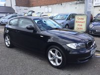 USED 2010 60 BMW 1 SERIES 2.0 116I SPORT 3d 121 BHP NEW TIMING BELT FITTED 2018