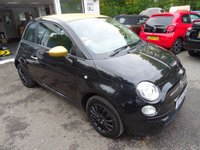 USED 2014 14 FIAT 500 1.2 POP 3d 69 BHP *BLAZE EDITION* Fiat Service History + Just Serviced by ourselves, One Previous Owner, MOT until September 2018 (no advisories), Great on fuel! Only £30 Road Tax!