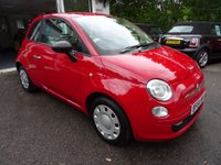 USED 2014 64 FIAT 500 1.2 POP 3d 69 BHP One Lady Owner from new, Just Serviced by ourselves, NEW MOT (minimum 10 months), Great on fuel! Only £30 Road Tax!