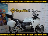 USED 2011 11 HONDA VFR1200F A GOOD & BAD CREDIT ACCEPTED, OVER 500+ BIKES