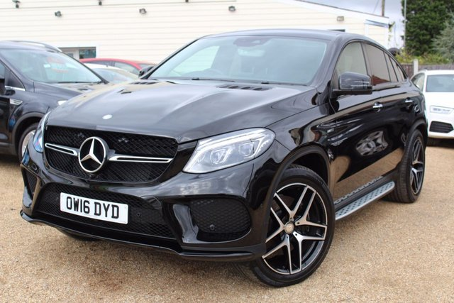 View our 2016 16 MERCEDES-BENZ GLE-CLASS 3.0 GLE 450 AMG 4MATIC PREMIUM PLUS 4d AUTO 362 BHP