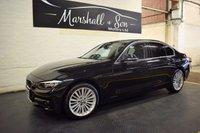 2014 BMW 3 SERIES 2.0 320D LUXURY 4d 184 BHP £14699.00