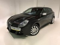 USED 2010 60 ALFA ROMEO GIULIETTA 1.4 MULTIAIR VELOCE TB 5d 170 BHP NATIONWIDE WARRANTY+ 12 MONTH MOT AND FULL SERVICE HISTORY