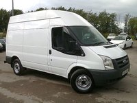 USED 2011 11 FORD TRANSIT T350 140PS 6 SPEED MWB H/R 3500KG