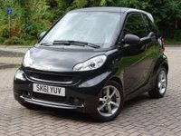 USED 2011 61 SMART FORTWO 1.0 PULSE MHD 2d AUTO 71 BHP
