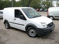 2010 FORD TRANSIT CONNECT}