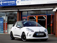 USED 2014 14 CITROEN DS3 1.6 E-HDi AIRDREAM DSPORT PLUS 3dr  *ONLY 9.9% APR with FREE Servicing*