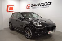 USED 2017 17 PORSCHE CAYENNE 4.1 D V8 S TIPTRONIC S 5d AUTO 379 BHP 21 INCH TURBO WHEELS AND GTS KIT