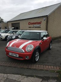 2009 MINI HATCH COOPER 1.6 COOPER 3d 118 BHP £3395.00