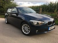 USED 2011 61 BMW 1 SERIES 2.0 118D SE 5d 141 BHP *£30 Road Tax* 1 Private Owner*