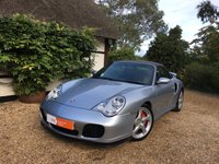 2004 PORSCHE 911 3.6 TURBO TIPTRONIC S 2d AUTO 420 BHP £41995.00