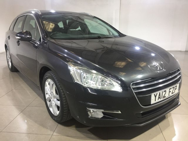 View our 2012 12 PEUGEOT 508 2.0 HDI SW ACTIVE 5d 140 BHP