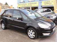 USED 2009 58 FORD GALAXY 2.0 TDCi Edge 5dr PX TO CLEAR