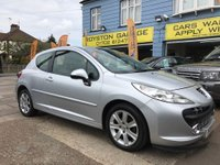 USED 2009 09 PEUGEOT 207 1.6 HDi Sport Hatchback 3dr Diesel Manual (117 g/km, 90 bhp) THE CAR FINANCE SPECIALIST