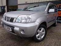 USED 2005 NISSAN X-TRAIL 2.2 SE DCI 5d 135 BHP Excellent Condition for Age, Perfect for Towing