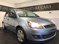 USED 2006 06 FORD FIESTA 1.4 ZETEC CLIMATE 16V 5d 80 BHP