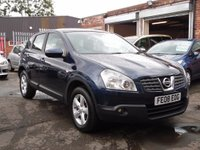USED 2008 08 NISSAN QASHQAI 2.0 dCi Acenta 4WD 5dr PANORAMIC ROOF