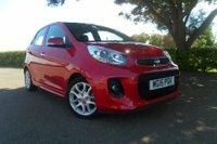 2015 KIA PICANTO 1.25 3 Auto 5-Door £8995.00