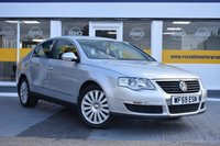 USED 2009 59 VOLKSWAGEN PASSAT 2.0 TDI CR Highline 4dr THE CAR FINANCE SPECIALIST