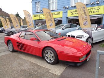 View our FERRARI TESTAROSSA
