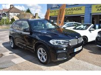 2015 BMW X5 3.0 40d M Sport Steptronic xDrive 5dr (start/stop) £44999.00