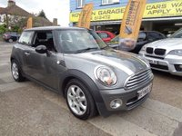 2010 MINI HATCH COOPER 1.6 Cooper D Graphite 3dr £4999.00