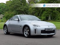 2008 NISSAN 350 Z 3.5 V6 GT 2d 309 BHP £8295.00