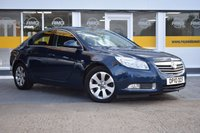 USED 2010 10 VAUXHALL INSIGNIA 2.0 CDTi 16v SRi 5dr THE CAR FINANCE SPECIALIST