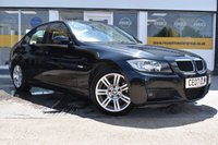 USED 2007 07 BMW 3 SERIES 2.0 320d M Sport 4dr COMES WITH 6MTHS WARRANTY