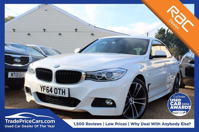 View our 2014 BMW 3 SERIES 2.0 320D M SPORT GRAN TURISMO 5d 181 BHP