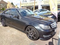 USED 2013 63 MERCEDES-BENZ C CLASS 2.1 C250 CDI AMG Sport Plus 7G-Tronic Plus 4dr THE CAR FINANCE SPECIALIST