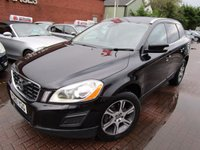 USED 2010 60 VOLVO XC60 2.4 D5 SE LUX AWD 5d AUTO 205 BHP PAN ROOF NAV LEATHER ELE BOOT