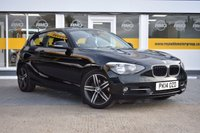 USED 2014 14 BMW 1 SERIES 2.0 120d Sport Sports Hatch 3dr Diesel Automatic (start/stop) (116 g/km, 184 bhp) THE CAR FINANCE SPECIALIST