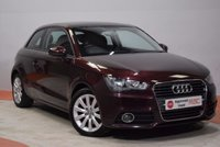USED 2011 AUDI A1 1.4 TFSI SPORT 3 Door Hatchback  - Try our secure online Finance Application System