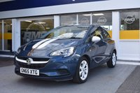USED 2015 65 VAUXHALL CORSA 1.2 i Sting 3dr THE CAR FINANCE SPECIALIST